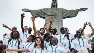 First Olympic team of refugees, in Brazil 2016